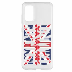 Чехол для Samsung S20 United Kingdom