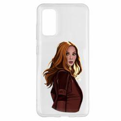 Чохол для Samsung S20 Vanda's portrait