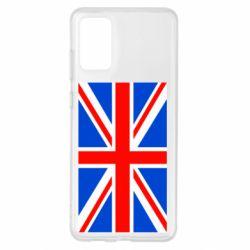 Чехол для Samsung S20+ Великобритания