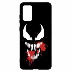 Чохол для Samsung S20+ Venom blood
