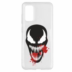 Чохол для Samsung S20 Venom blood