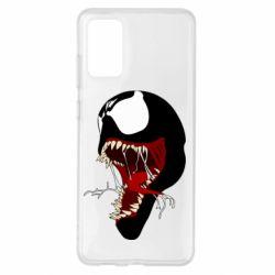 Чохол для Samsung S20+ Venom jaw
