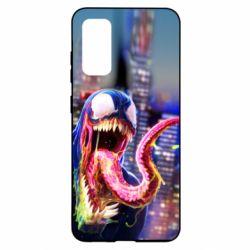 Чехол для Samsung S20 Venom slime