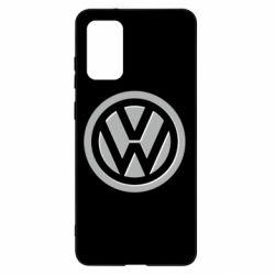 Чохол для Samsung S20+ Логотип Volkswagen