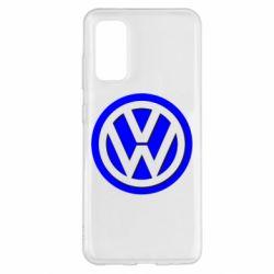 Чохол для Samsung S20 Логотип Volkswagen