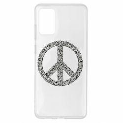 Чохол для Samsung S20+ War Peace