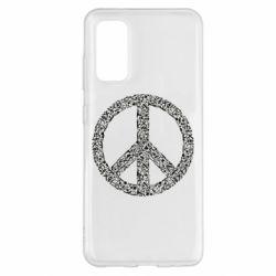 Чохол для Samsung S20 War Peace