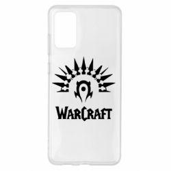 Чохол для Samsung S20+ WarCraft Logo