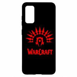Чохол для Samsung S20 WarCraft Logo