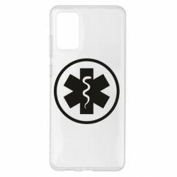 Чохол для Samsung S20+ Warface: medic