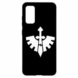Чохол для Samsung S20 Warhammer 40k Dark Angels