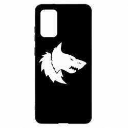 Чохол для Samsung S20+ Warhammer Space Wolf
