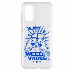 Чехол для Samsung S20 Weed Vader
