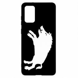 Чохол для Samsung S20+ Wild boar