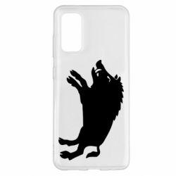 Чохол для Samsung S20 Wild boar