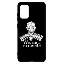 Чохол для Samsung S20+ Winter is coming hodak