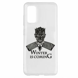 Чохол для Samsung S20 Winter is coming hodak