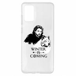 Чохол для Samsung S20+ Winter is coming I