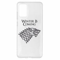 Чохол для Samsung S20+ Winter is coming (Гра престолів)