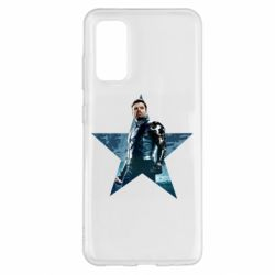 Чохол для Samsung S20 Winter Soldier Star