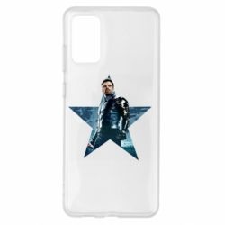 Чохол для Samsung S20+ Winter Soldier Star