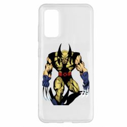 Чохол для Samsung S20 Wolverine comics