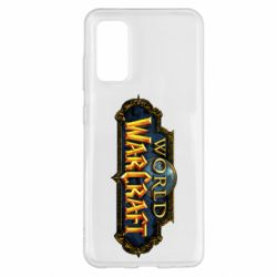 Чохол для Samsung S20 World of Warcraft game