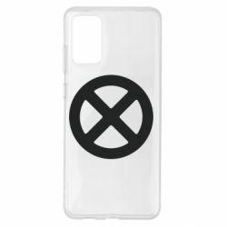 Чохол для Samsung S20+ X-man logo