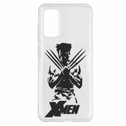 Чохол для Samsung S20 X men: Logan