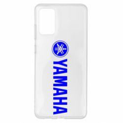 Чохол для Samsung S20+ Yamaha Logo