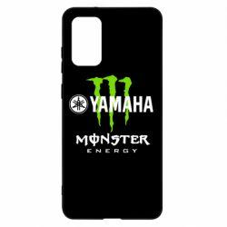 Чохол для Samsung S20+ Yamaha Monster Energy