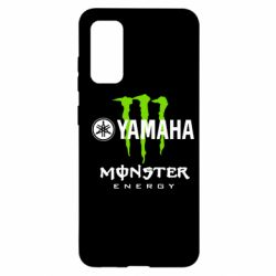 Чохол для Samsung S20 Yamaha Monster Energy