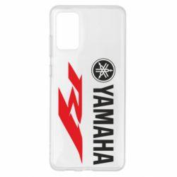 Чехол для Samsung S20+ Yamaha R1