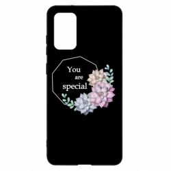 Чехол для Samsung S20+ You are special
