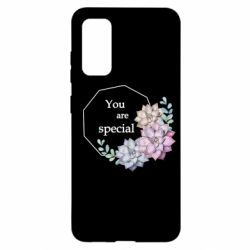 Чехол для Samsung S20 You are special