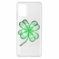 Чохол для Samsung S20+ Your lucky clover