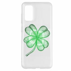 Чохол для Samsung S20 Your lucky clover