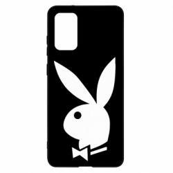 Чохол для Samsung S20+ Заєць Playboy