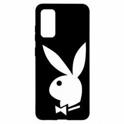 Чохол для Samsung S20 Заєць Playboy