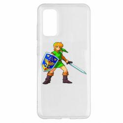 Чехол для Samsung S20 Zelda