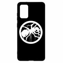 Чехол для Samsung S20+ Жирный муравей