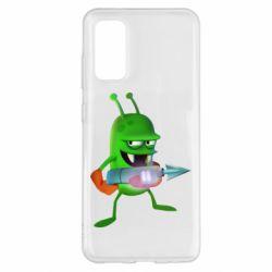 Чехол для Samsung S20 Zombie catchers