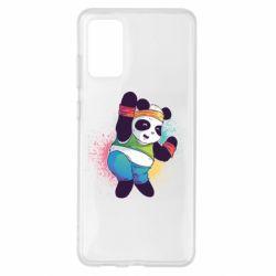 Чохол для Samsung S20+ Zumba Panda