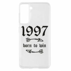 Чохол для Samsung S21 1997 Born to win