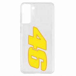 Чохол для Samsung S21+ 46 Valentino Rossi