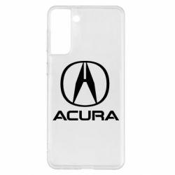 Чохол для Samsung S21+ Acura logo 2
