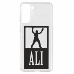 Чохол для Samsung S21+ Ali