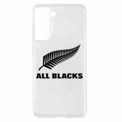 Чехол для Samsung S21 All Blacks