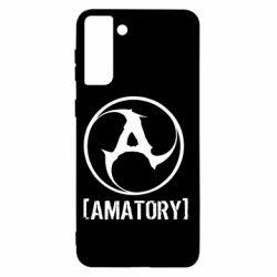 Чохол для Samsung S21+ Amatory