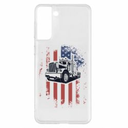 Чохол для Samsung S21+ American Truck